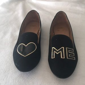 Shoes - Brand new no tags cute flat shoes